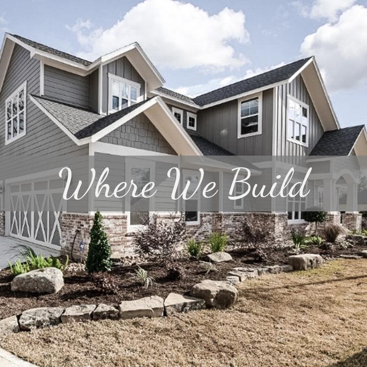 Where We Build